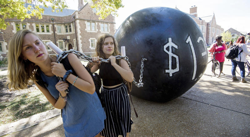 A Record Number of People Aren't Paying Back Their Student Loans