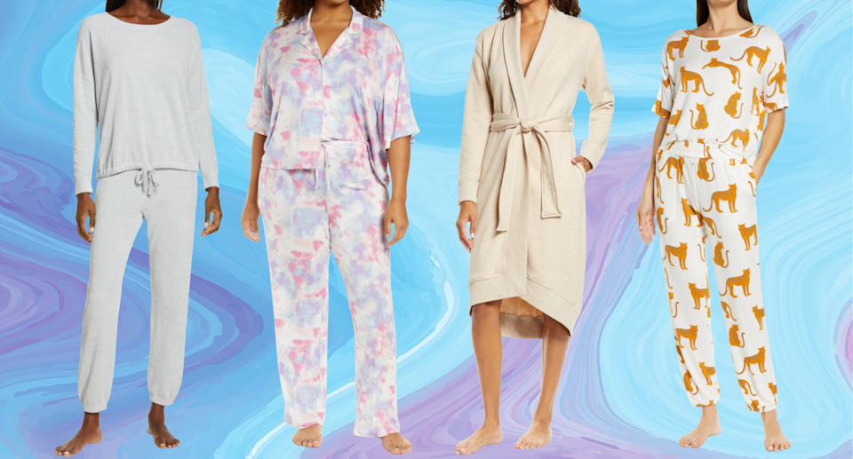 11 of the best pajamas to pick up during the Nordstrom Anniversary sale (Photos via Nordstrom)