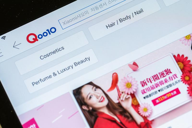 Singapore's Biggest Online Mall Fights Alibaba With Blockchain