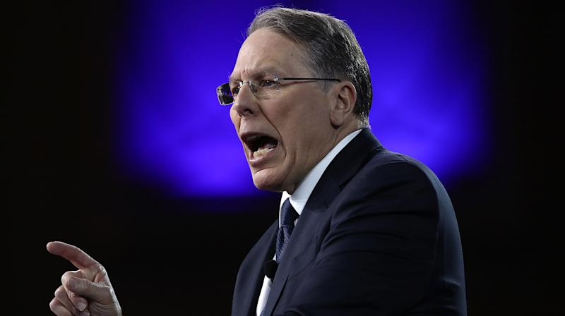 NRA Points Finger At Hollywood For Mass Shootings
