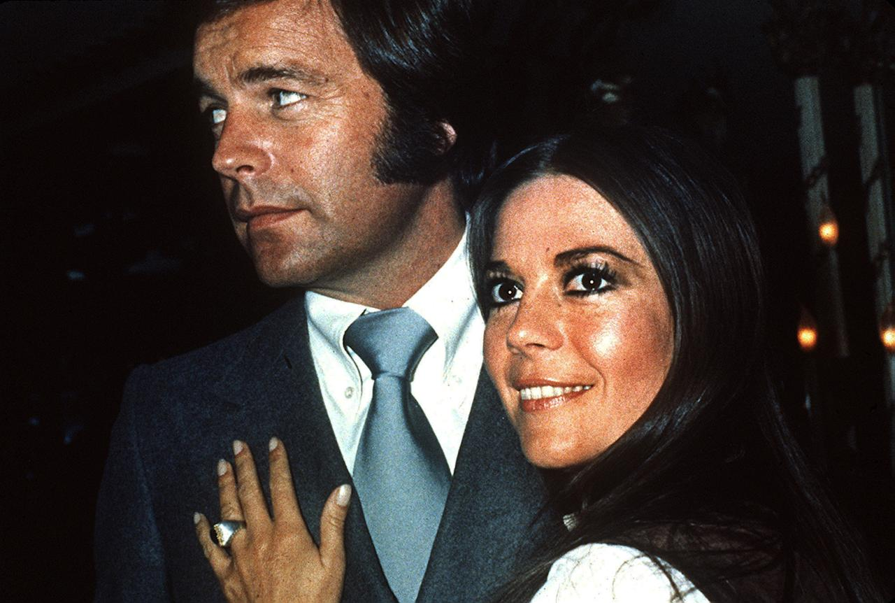 FILE - In this 1980 file photo, actor Robert Wagner appears with actress Natalie Wood. Los Angeles sheriff's homicide detectives are taking another look at Wood's 1981 drowning death based on new information, officials announced Thursday, Nov. 17, 2011. A yacht captain said on national TV Friday, Nov. 18, 2011, that he lied to investigators about Natalie Wood's mysterious death 30 years ago and blames the actress' husband at the time, Wagner, for her drowning in the ocean off Southern California. (AP Photo, File)