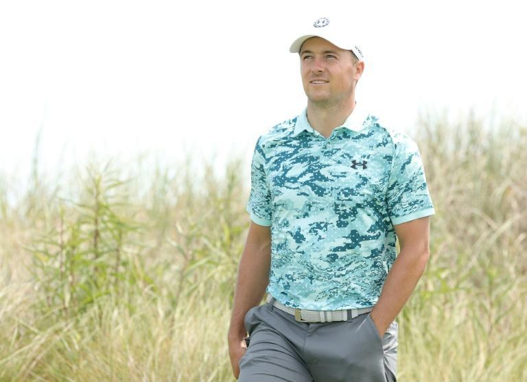 Three-time major winner Jordan Spieth will try to complete a career Grand Slam by winning this week's 103rd PGA Championship at Kiawah Island