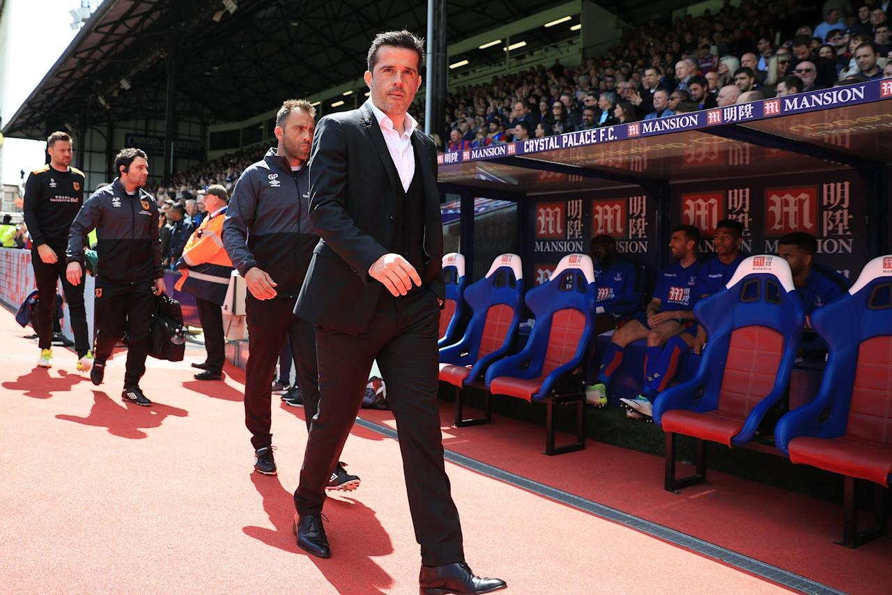 Marco Silva leaves Hull City amid links to vacant Crystal Palace managerial job