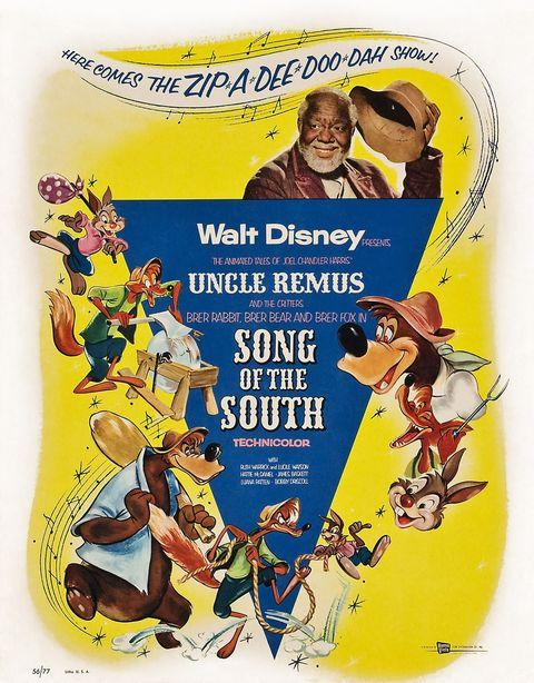 'Song of the South' poster (Disney)