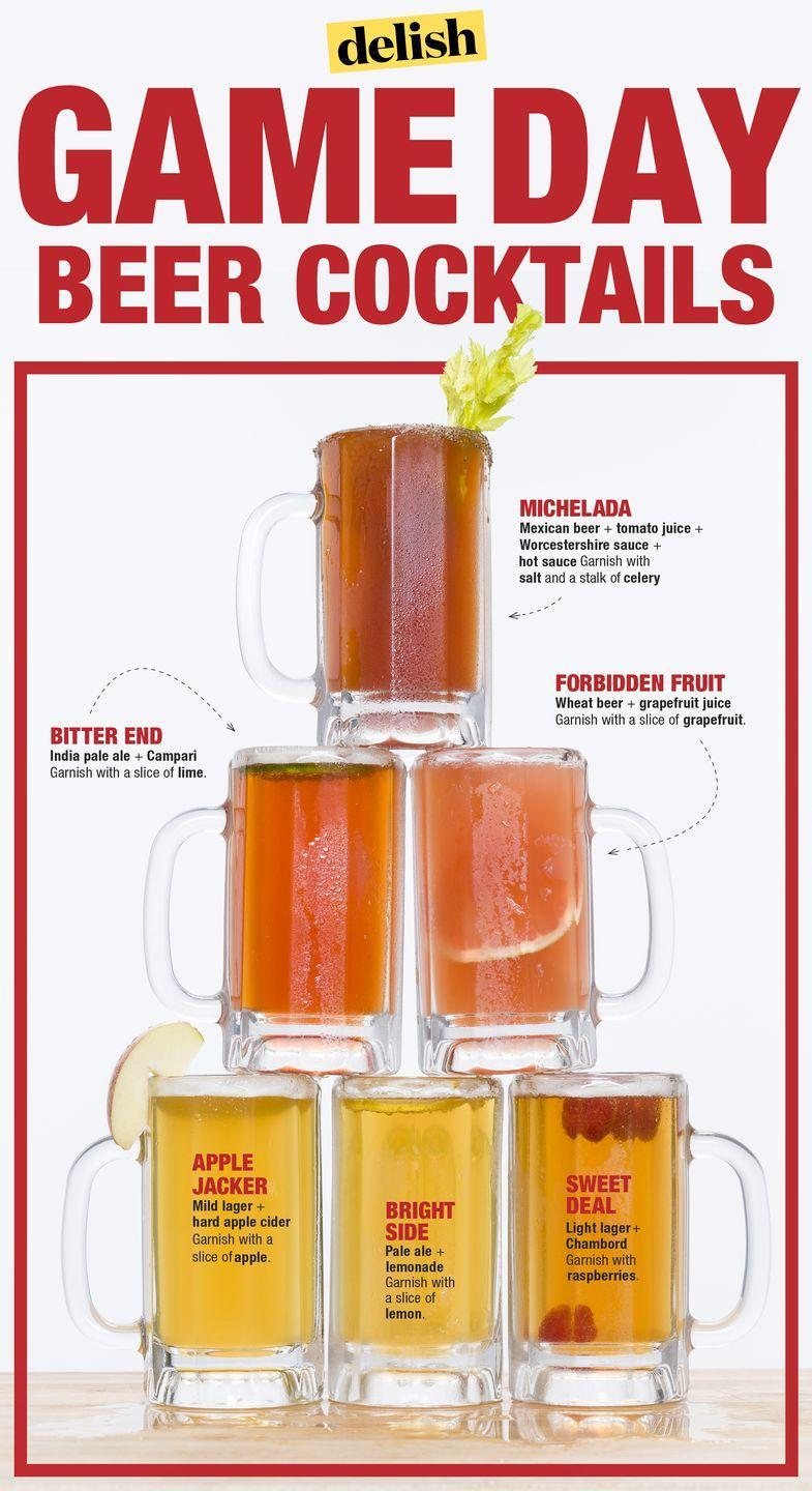 "<p>Check out more Super Bowl friendly cocktails <a href=""https://www.delish.com/cooking/a45871/easy-beer-cocktails/"" rel=""nofollow noopener"" target=""_blank"" data-ylk=""slk:here"" class=""link rapid-noclick-resp"">here</a>!</p>"