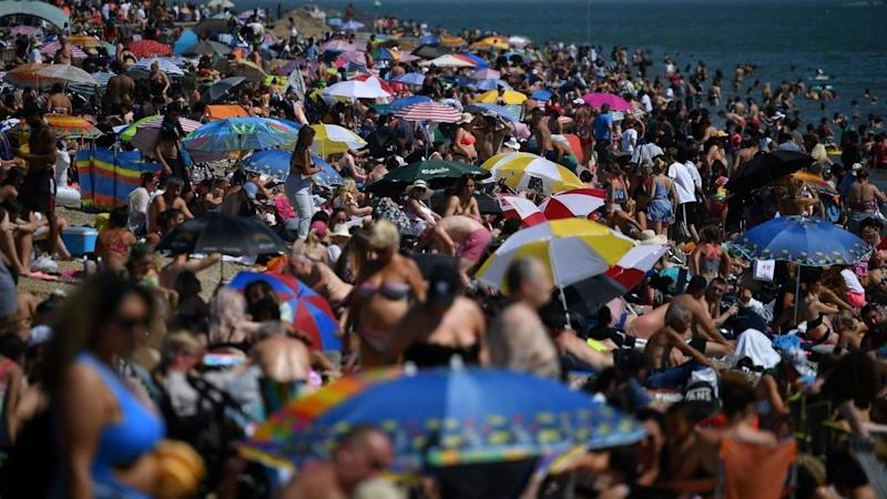 Relief in sight as Western Europe swelters under heatwave