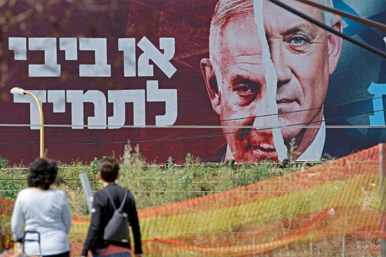 The uneasy government coalition formed by Benny Gantz and Prime Minister Benjamin Netanyahu acrimoniously fell apart in December