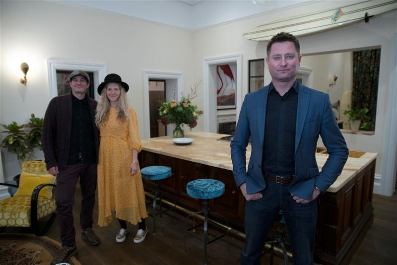 George Clarkes Remarkable Renovations (Channel 4)