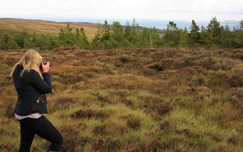 Penny Walker learns how to stalk (and snap) a stag in the wild during an activity-filled stay at Kinloch Lodge