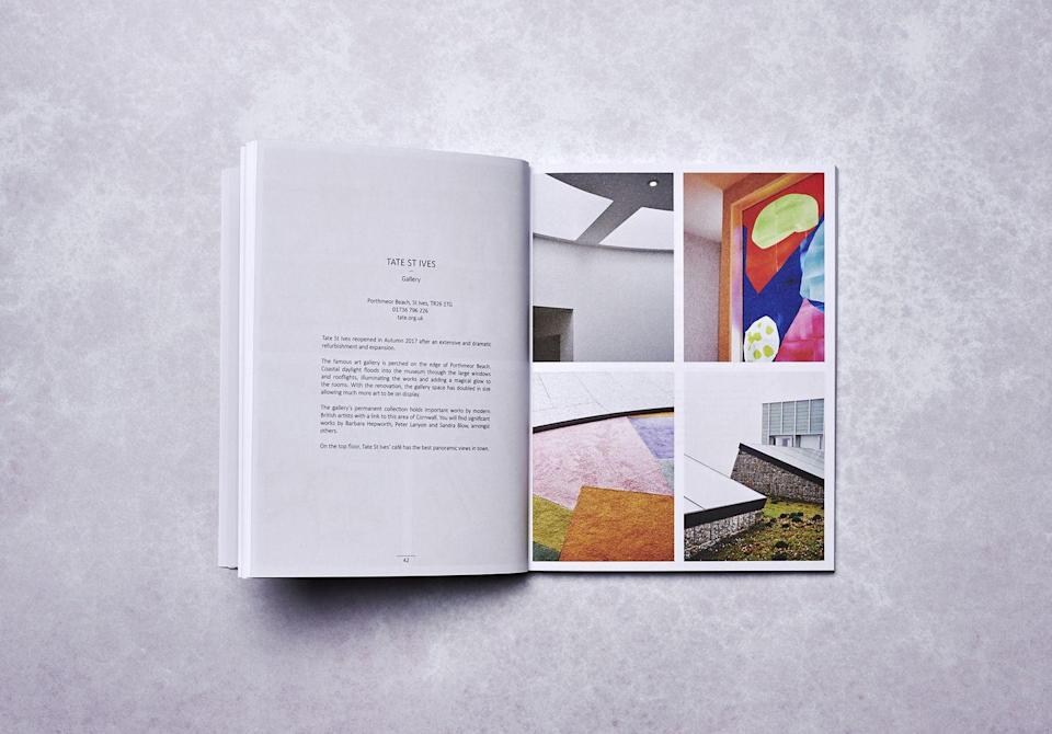 """<p>Weekend Journals, written by Milly Kenny-Ryder and designed by Simon Lovell, includes personal guides to Cornwall, London and Provence. Made with premium Wibalin paper, their pages are devoted to interviews with chefs, plenty of secret hangouts, excellent hotel recommendations and some breath-taking vistas, too. </p><p>From £15, <a href=""""https://weekendjournals.co.uk/collections/shop"""" rel=""""nofollow noopener"""" target=""""_blank"""" data-ylk=""""slk:Weekend Journals"""" class=""""link rapid-noclick-resp"""">Weekend Journals</a>.</p>"""