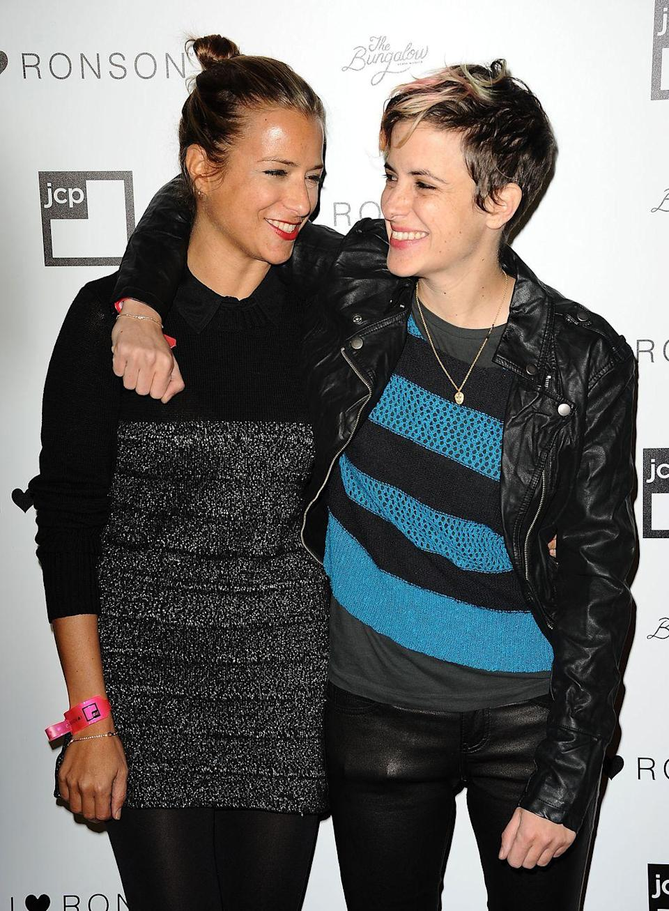 <p>While these two look totally different, they're both extremely hip: Charlotte is a fashion designer and Samantha is a DJ.</p>