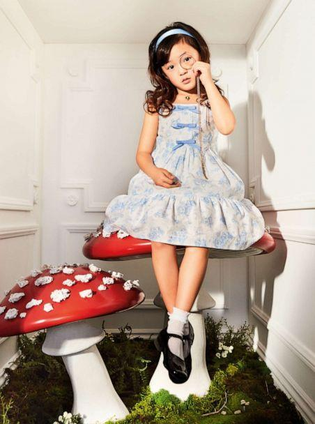 PHOTO: Janie and Jack has released an 'Alice in Wonderland' collection. (Janie and Jack)