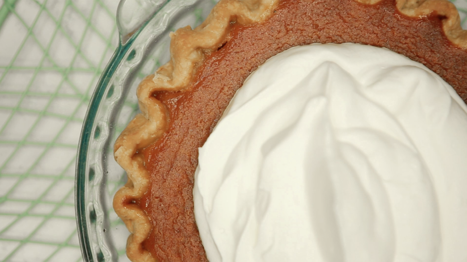 """This Southern stunner, adapted from Patti LaBelle's cookbook, <em>LaBelle Cuisine</em>, is the dessert we to turn to when the craving for sweet potato pie hits. We especially love the technique of sprinkling the crust with brown sugar before adding the filling, which creates a layer of delectable syrup. <a href=""""https://www.epicurious.com/recipes/food/views/patti-labelle-style-sweet-potato-pie?mbid=synd_yahoo_rss"""" rel=""""nofollow noopener"""" target=""""_blank"""" data-ylk=""""slk:See recipe."""" class=""""link rapid-noclick-resp"""">See recipe.</a>"""
