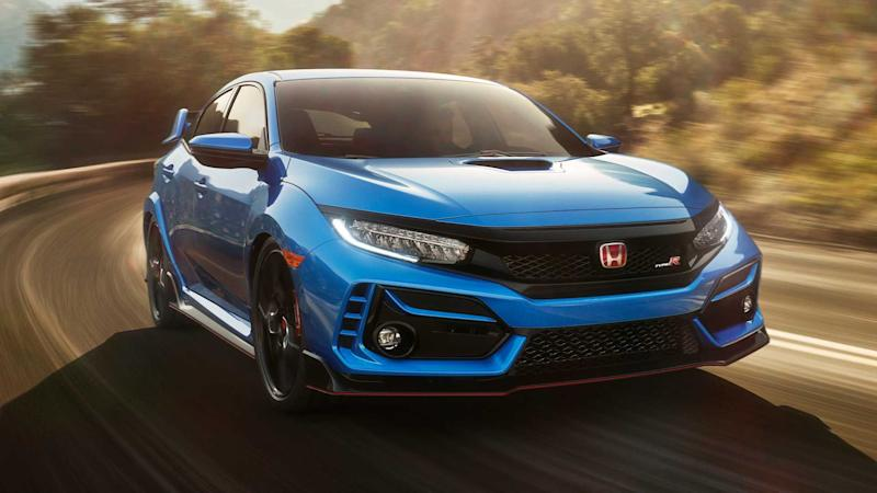 2020 Honda Civic Type R Revealed With Visual And Hardware Changes