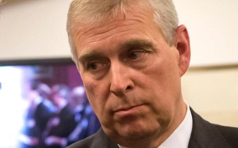 Prince Andrew denies ever having sex with Ms Roberts and says he cannot recall ever meeting her - Credit: PA