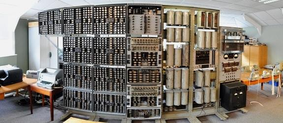 World's Oldest Digital Computer Gets a Reboot