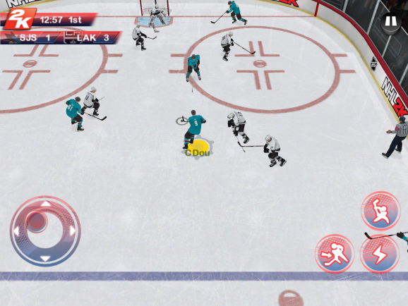 Nhl 2k On Mobile Marks A Hockey Comeback For 2k Games This Fall