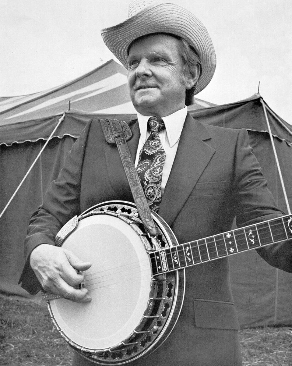 Ralph Stanley, a bluegrass pioneer who played in the Stanley Brothers and Clinch Mountain Boys and experience a career resurgence thanks to 'O Brother, Where Are Thou?,' died June 23. He was 89. (Photo: Getty Images)