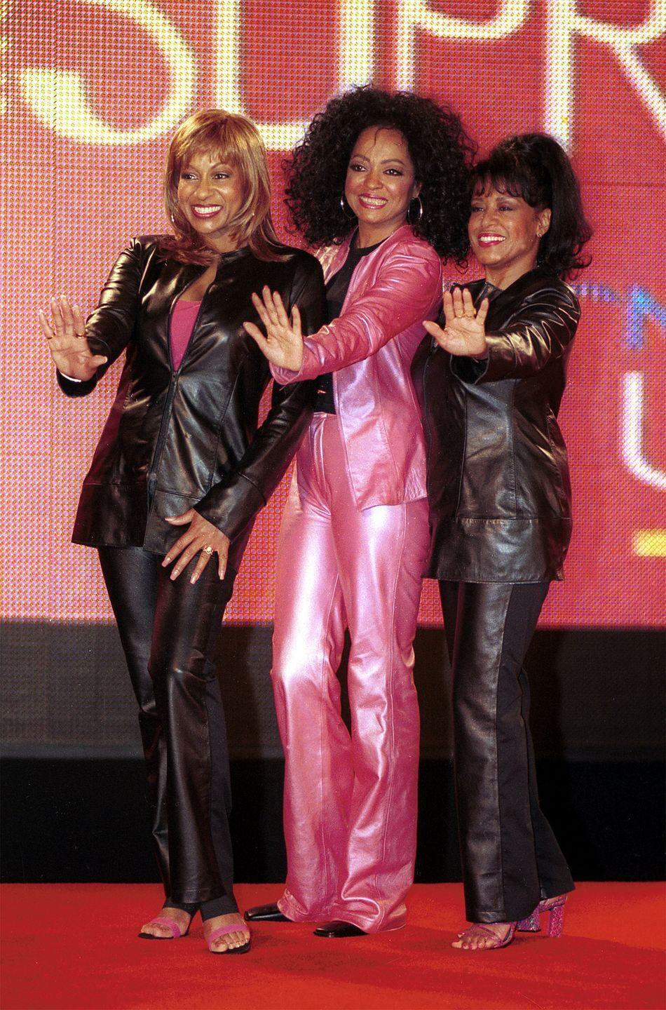 """<p>In 2000, Diana Ross led the charge on a Supremes reunion tour. However, she failed to secure many of the original members. Florence Ballard died in 1976, but neither Mary Wilson nor her replacement, Cindy Birdsong, participated in the tour. <a href=""""https://www.rollingstone.com/music/music-lists/15-legendary-tours-that-never-were-192608/the-supremes-return-to-love-2000-192657/"""" rel=""""nofollow noopener"""" target=""""_blank"""" data-ylk=""""slk:The tour was not well-attended"""" class=""""link rapid-noclick-resp"""">The tour was not well-attended</a> and was canceled early. </p>"""
