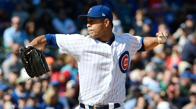 "<p>The turning point of the defending world champions' season came with the July 13 <a href=""https://www.si.com/mlb/2017/07/13/jose-quintana-trade-chicago-cubs-chicago-white-sox"" rel=""nofollow noopener"" target=""_blank"" data-ylk=""slk:crosstown trade"" class=""link rapid-noclick-resp"">crosstown trade</a> that delivered Jose Quintana. The Cubs, after a sluggish 45–45 first half, won their first six games of the second half and 14 of their first 17 to turn the NL Central race around. The 28-year-old Quintana pitched to a 3.74 ERA and 3.25 FIP in 14 starts as a Cub, but even with the rotation's second-half resurgence, all of the team's likely postseason starters—Jake Arrieta, Jon Lester and Kyle Hendricks being the others—declined from last year's sterling performances in terms of ERA and FIP.</p><p>The 23-year-old Happ, a 2015 first-round pick who came up in mid-May, hit .253/.328/.514 with 24 homers and a 114 OPS+ while splitting time between centerfield, second base and both outfield corners. Expect manager Joe Maddon to utilize him as one of the Chicago lineup's many moving parts, along with Ben Zobrist and Jon Jay. </p>"