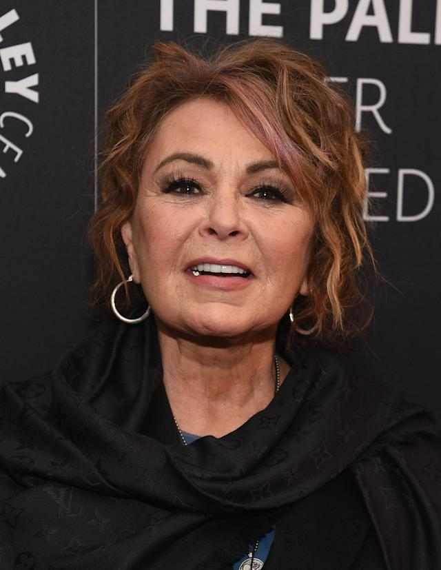 Roseanne Barr has responded to her show's sudden cancellation. (Photo: Dimitrios Kambouris/Getty Images)