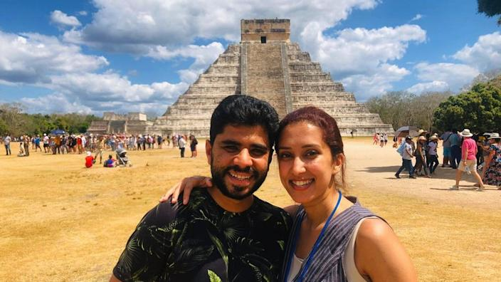 Their two month trip has been far from what they thought when they left for Mexico