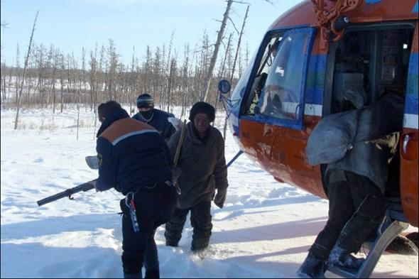 Widow claims her fisherman husband was killed and eaten by friends in Siberia