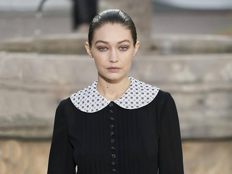 Chanel dishes up conservative chic for spring 20 couture line