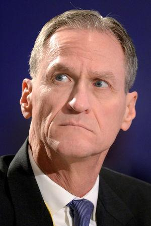 FILE PHOTO: South Dakota Gov Daugaard attends National Governors Association discussions during its Winter Meetings in Washington
