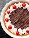 "<p><em>Wine</em> down after your big Thanksgiving feast with this merlot-flavored chocolate pie.</p><p><strong>Get the recipe at <a href=""https://showmetheyummy.com/red-wine-chocolate-pudding-pie-recipe/"" rel=""nofollow noopener"" target=""_blank"" data-ylk=""slk:Show Me the Yummy"" class=""link rapid-noclick-resp"">Show Me the Yummy</a>.</strong></p>"