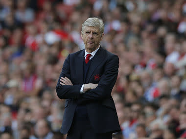 Premier League: Arsenal's Arsene Wenger handed three-match ban for his comments on refereeing