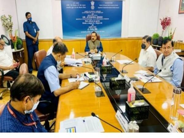 Union Minister Jitendra Singh launched a dedicated portal for the special campaign on disposal of pendency in central ministries, departments