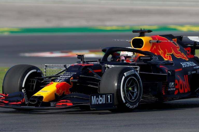 Max Verstappen handled the challenging conditions best on a circuit not used for Formula One since 2011