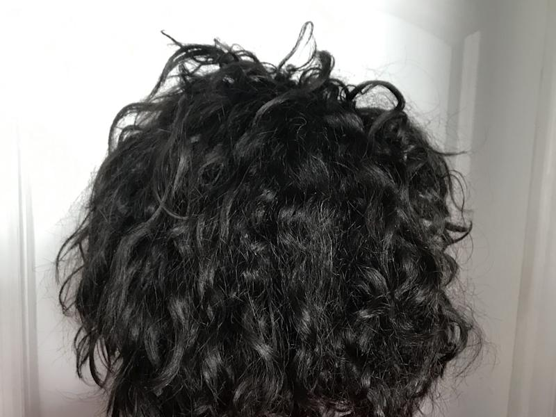 This Hair Treatment Gave My Heat Damaged Curls New Life