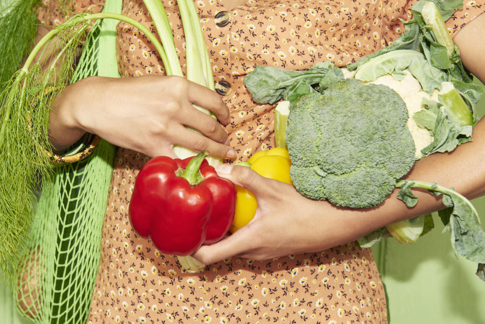 It's good news for vegans. (Getty Images)