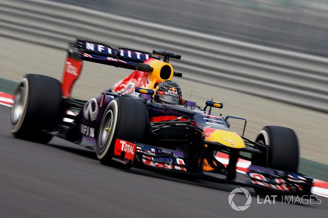 """2013: Red Bull-Renault RB9 <span class=""""copyright"""">Sutton Motorsport Images</span>"""