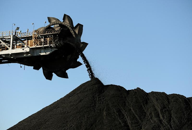 Coal's image suffering in climate debate: BHP