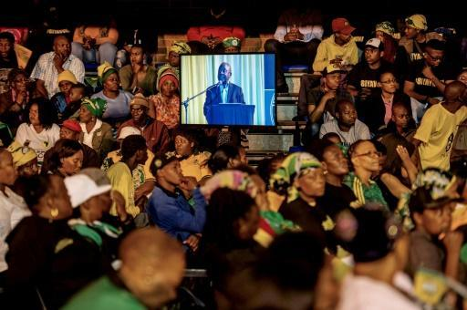 <p>Cyril Ramaphosa: S.Africa's 'nearly man' no more</p>