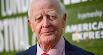 John le Carré, the author famous for his spy novels, died of pneumonia in December at the age of 89. Born David Cornwell, he went to become one of the great British novelists with works such as <em>The Spy Who Came In From The Cold </em>and <em>Tinker, Tailor, Soldier, Spy</em>. (Photo by Matt Crossick/PA Images via Getty Images)