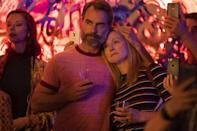 """<p>Mary Ann, who left her family behind to pursue her career 20 years ago, returns to San Francisco and is reunited with her daughter Shawna and ex-husband. She is drawn back into a new generation of queer young residents living at 28 Barbary Lane and rediscovers the meaning of life, love, and family.</p> <p><a href=""""https://www.netflix.com/title/80211563"""" class=""""link rapid-noclick-resp"""" rel=""""nofollow noopener"""" target=""""_blank"""" data-ylk=""""slk:Watch Tales of the City on Netflix now"""">Watch <strong>Tales of the City</strong> on Netflix now</a>.</p>"""
