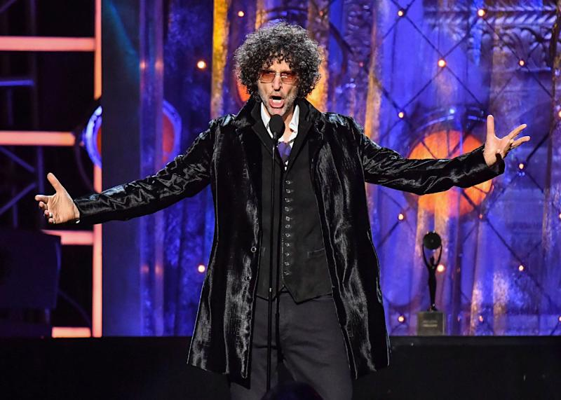 Howard Stern reveals a cancer scare that he underwent surgery for in 2017. (Photo: Jeff Kravitz/FilmMagic)
