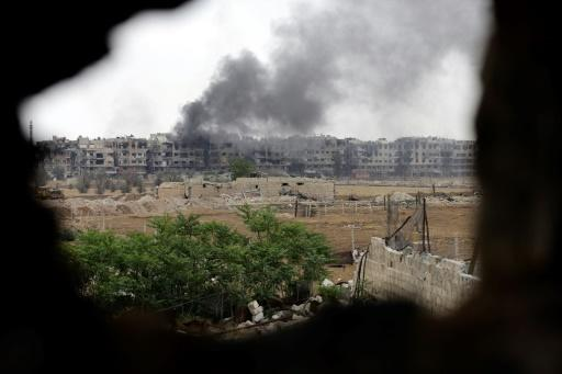 Syria's seven-year conflict has killed more than 350,000 people and displaced millions