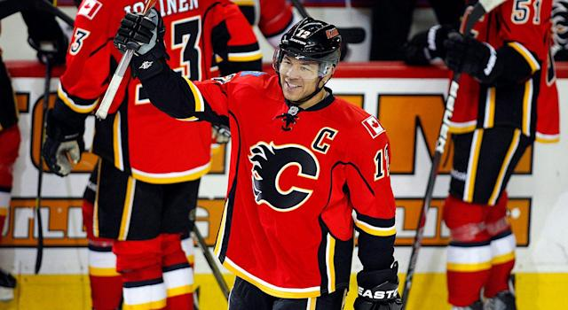 Do you even need to ask? Jarome Iginla is a Hall of Famer. (THE CANADIAN PRESS/Jeff McIntosh)