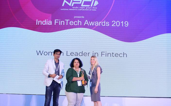Recently, Mabel Chacko won the 'Woman Leader in Fintech' award at the India Fintech Awards 2019 (IFTA) organised by the National Payments Corporation of India (NCPI) and the Fintech Forum for her contributions to the fintech space.