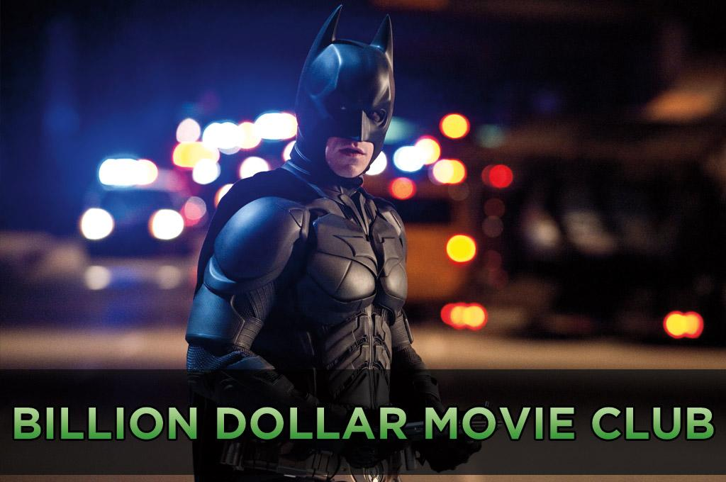 billion dollar movie club, title card