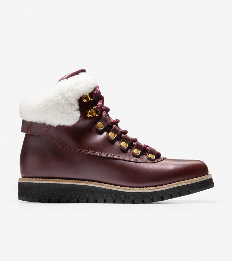 """<br><br><strong>Cole Haan</strong> ZERØGRAND Explore Hiker Boot, $, available at <a href=""""https://go.skimresources.com/?id=30283X879131&url=https%3A%2F%2Ffave.co%2F31yhjyD"""" rel=""""nofollow noopener"""" target=""""_blank"""" data-ylk=""""slk:Cole Haan"""" class=""""link rapid-noclick-resp"""">Cole Haan</a>"""