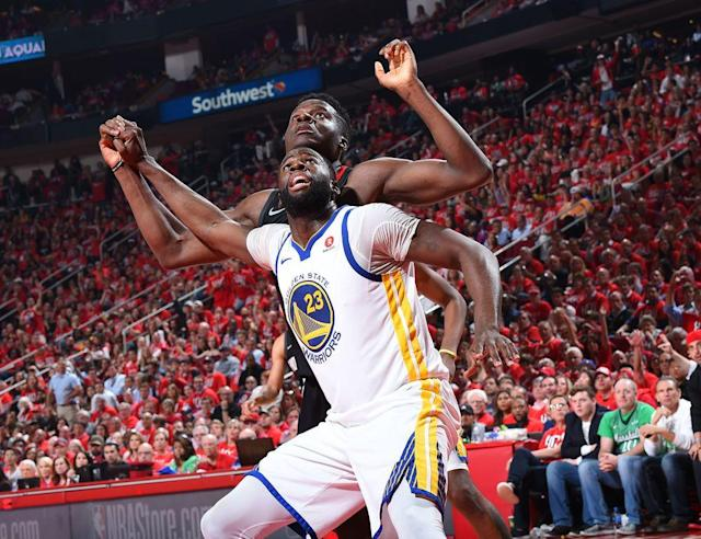 With Stephen Curry and Kevin Durant working at different frequencies, the Warriors work in dual modes. Draymond Green is the go-between that makes Golden State function.