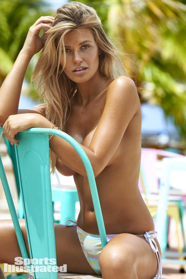 "<p>Samantha Hoopes was photographed by Ben Watts in Curacao. Swimsuit by <a href=""http://www.anrdoezrs.net/links/8148014/type/dlg/sid/SISWIMsamhoopes/http://www.revolve.com/belusso/br/1659e3/"" rel=""nofollow noopener"" target=""_blank"" data-ylk=""slk:Belusso"" class=""link rapid-noclick-resp"">Belusso</a>, available at <a href=""http://www.anrdoezrs.net/links/8148014/type/dlg/sid/SISWIMsamhoopes/http://www.revolve.com/belusso/br/1659e3/"" rel=""nofollow noopener"" target=""_blank"" data-ylk=""slk:revolve.com"" class=""link rapid-noclick-resp"">revolve.com</a>.</p>"