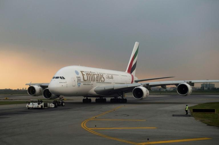 Emirates grounded its passenger flights last week as the United Arab Emirates moved to contain the spread of the coronavirus