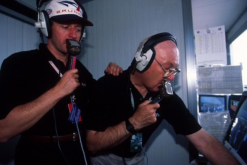 Murray Walker: A commentary legend's best quotes
